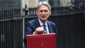 Budget 2018 Chancellor Philip Hammond